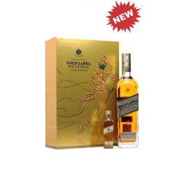 Hộp Rượu Johnnie Walker Gold Label