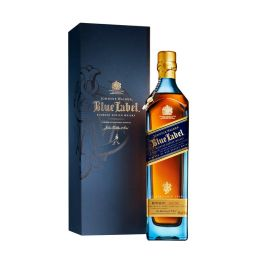 Johnnie Walker Label Blue