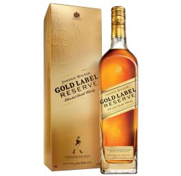 Johnnie Walker Label Gold
